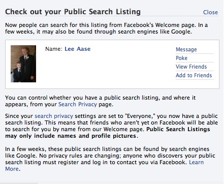 Google Will Grow Facebook