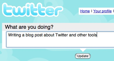Twitter Facebook Tools